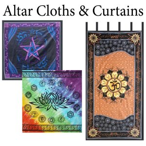 Curtains, Altar Cloths