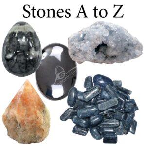 Stones A-Z