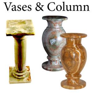 Vases & Column