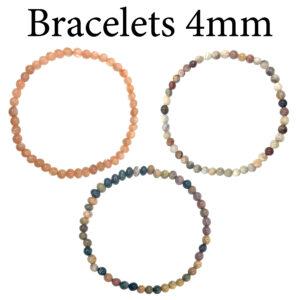 Bracelets-4mm