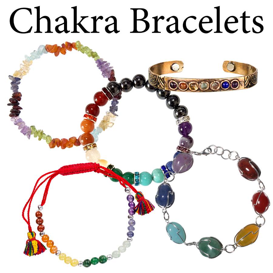 Bracelets-Chakras