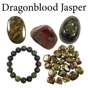 Jasper, Dragonblood