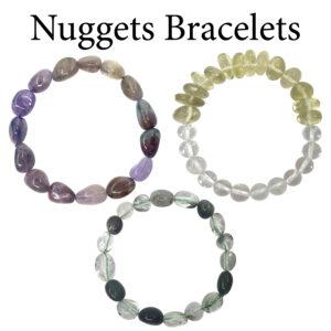 Bracelets-Tumbled Stones