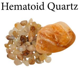 Quartz, Hematoid
