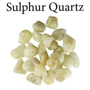 Quartz, Sulphur