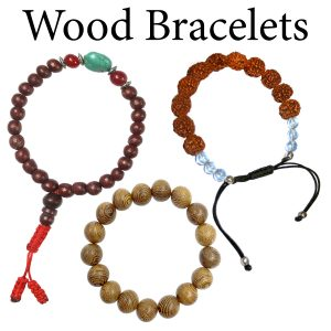 Bracelets-Wood
