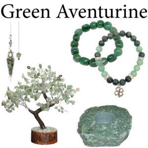 Aventurine, Green