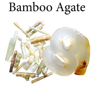 Agate, Bamboo Leaf