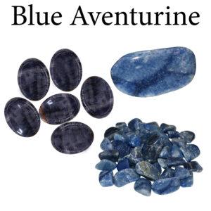 Aventurine, Blue