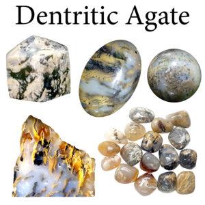 Agate, Dendritic