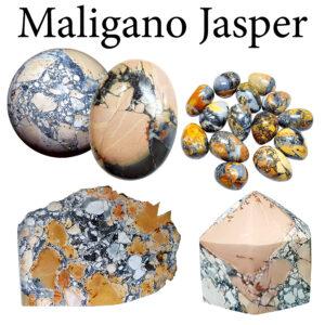 Jasper, Maligano