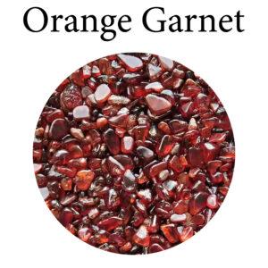 Garnet, Orange