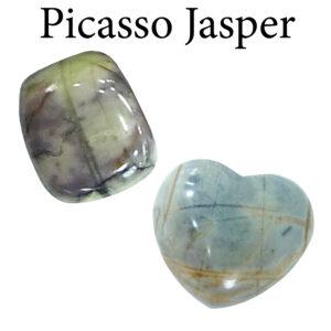 Jasper, Picasso