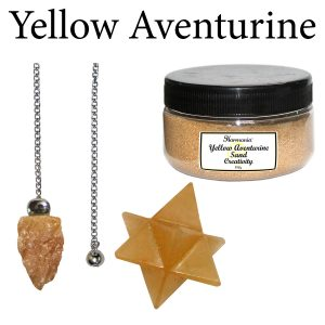 Aventurine, Yellow