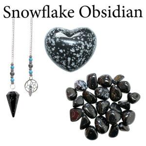 Obsidian, Snowflake