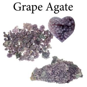 Agate, Grape