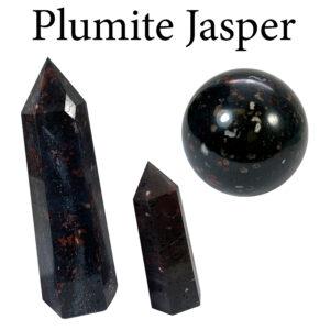 Jasper, Plumite