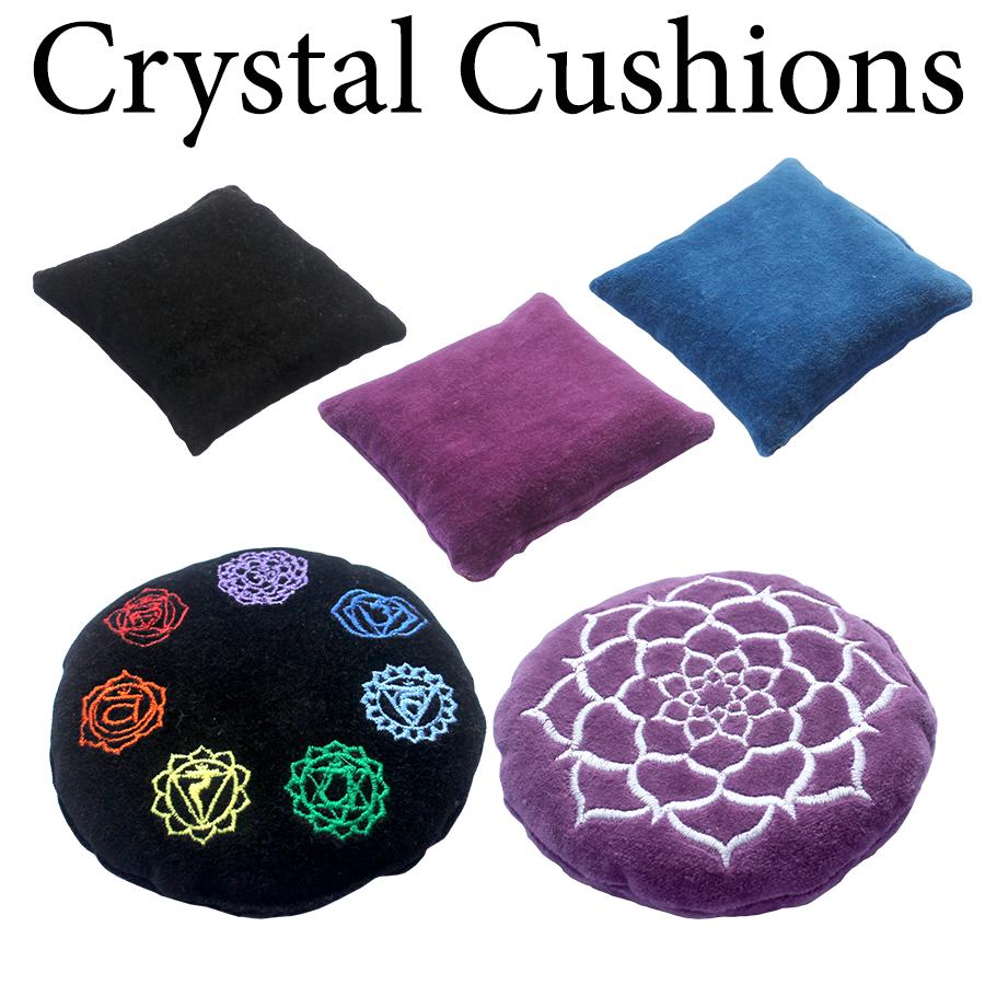 Crystal Cushions
