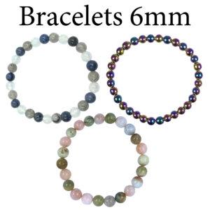 Bracelets-6mm