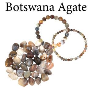 Agate, Botswana