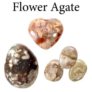 Agate, Flower