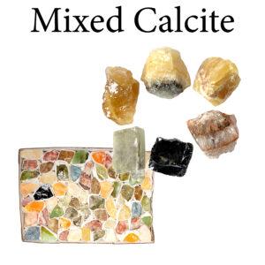 Calcite, Mixed
