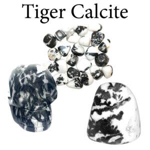 Calcite, Tiger