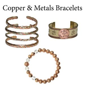 Bracelets-Copper & Metals