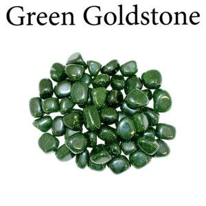 Goldstone, Green