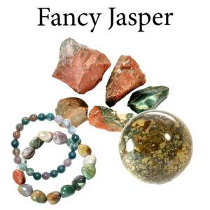 Jasper, Fancy