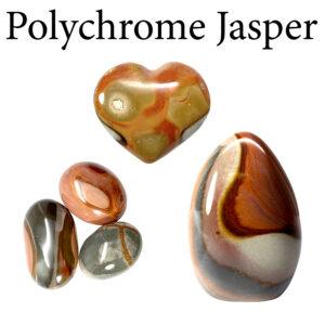 Jasper, Polychrome