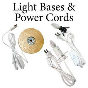Light Bases & Cords