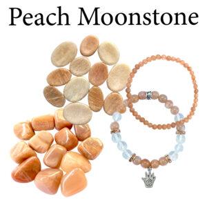 Moonstone, Peach
