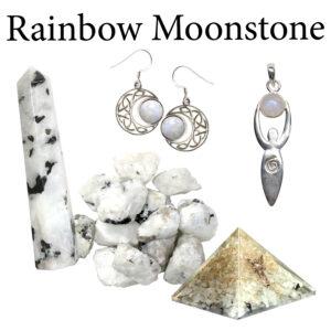 Moonstone, Rainbow