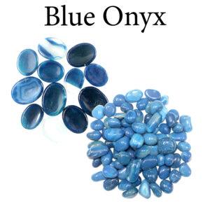 Onyx, Blue