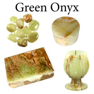 Onyx, Green