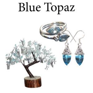 Topaz, Blue