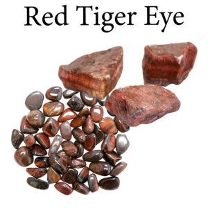 Tiger Eye, Red