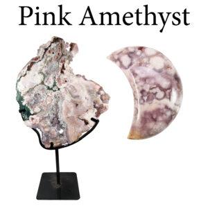Amethyst, Pink