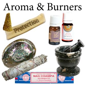 Aromas & Burners