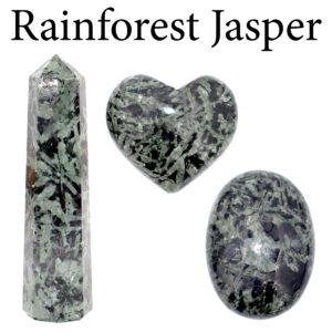 Jasper, Rainforest