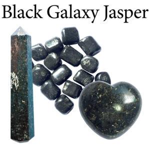 Jasper, Black Galaxy